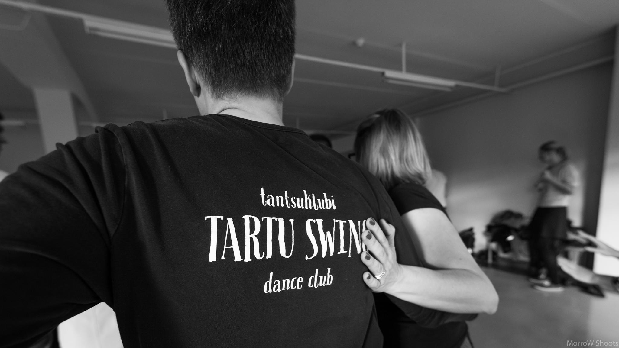 Tantsuklubi Tartu Swing